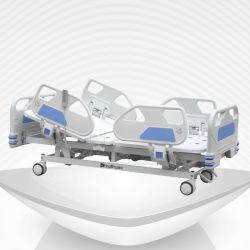 Mobilier et équipement médical Medical fonction électrique multifonction 5-lit d'hôpital Meubles lit de soins infirmiers de l'hôpital