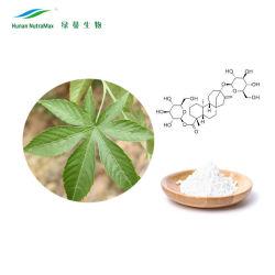 Extracto de té dulce de suministro de fábrica el 70%~85% de extracto de hierbas Rubusoside