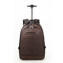 الكتفين المزدوج من قماش أكسفورد ركوب حقيبة السفر تروللى كمبيوتر الأعمال حقيبة