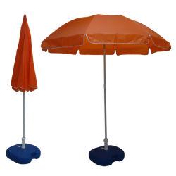 Настраиваемый логотип поставщика промысел 8/10футов открытый плавательный бассейн Sun Big Beach солнечным зонтом из расчета общей цене без основания стойки со стороны