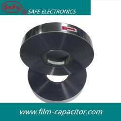 Película de filme de alumínio 2.8UM MPP para uso de capacitores