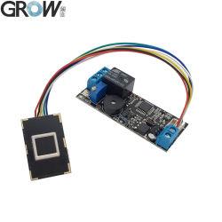 K202+R301t DC12Vの指紋のアクセス制御ボードを育てなさい
