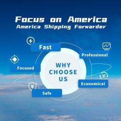 الشحن البحري من المحيط من الباب إلى الباب وكلاء الشحن من الصين إلى الولايات المتحدة الأمريكية