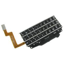 Clavier numérique pour le Blackberry câble souple Q10 Les touches du clavier