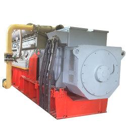 مجموعة مولدات الغاز الطبيعي بمحرك Jichai Engine Biomass Gas 400 كيلو واط على أفضل وجه السعر