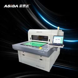 Qualité supérieure à haute vitesse Direct / carte de circuit imprimé de l'imprimante jet d'encre imprimante (ASIDA LJ101B)