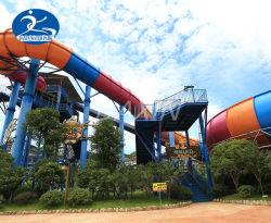 Faites glisser le parc aquatique d'énormes Béhémoth glissoire d'eau