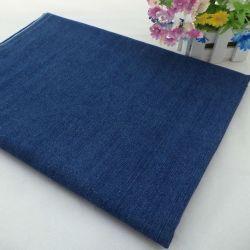 Stock tissu Denim teints en fils de coton indigo pour la tenue vestimentaire et chemise