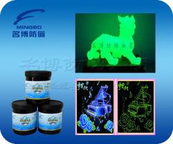 Органических ночь яркий экран чернил для печати на металлической (LI1501)