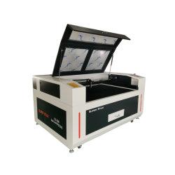قطع ماكينة قطع الليزر ثنائي أكسيد الكربون من نوع MDF /خشب الرقائقي/الجلد/الأكريليك/البلاستيك/القماش/ القماش من نوع 1390 CNC