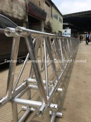 400мм*600мм складывание опорных алюминиевых опорных центрирующего выступа для различных событий производительности