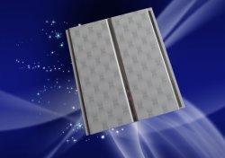 La ranura del panel de PVC Panel del techo de PVC, plástico, artículos decorativos para Indor