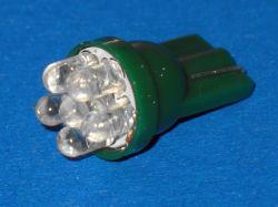 Авто светодиодный светильник (T10-WG-6LED-G)