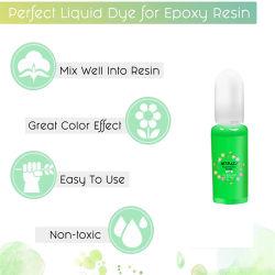 Jewelry Craft MakingのためのDye Liquid Epoxy Resin Dye製造業者
