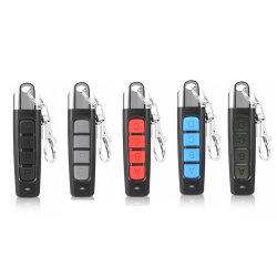 433МГЦ 4 кнопок пульта дистанционного управления клонирования беспроводной передатчик гаражных ворот двери Копировать контроллер для защиты от краж Блокировка .
