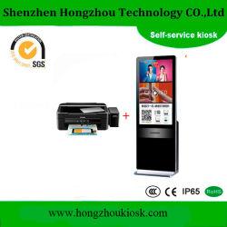 43 polegadas LCD quiosque de impressão de fotos digitais com sistema Android