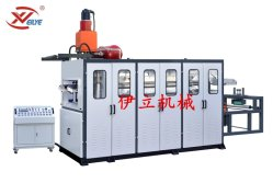 Servo hidráulico automático máquina de hacer un vaso de plástico termoformado precio por el PP, PS, Pet, PE