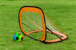 柔らかいサッカーの目的のトレーニングのゲートのフットボールのゲート