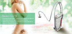 Apparatuur van de Radiofrequentie van de Zuiging van Sincoheren de Vacuüm voor Vermindering Cellulite