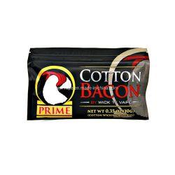 Embalagem personalizada Vape OEM algodão orgânico como algodão Bacon Prime e algodão Bacon V2 Wick N Vape
