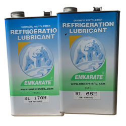 Olio 5L di refrigerazione dell'olio di lubrificazione del compressore Refrigerant di Hfc di alta qualità di prezzi all'ingrosso Rl32h Rl68h Rl170h per il compratore del compressore Use1