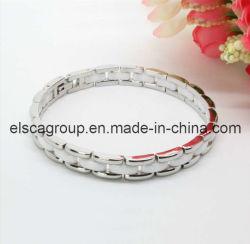 La fantaisie en acier inoxydable bracelet en céramique (EB0019)