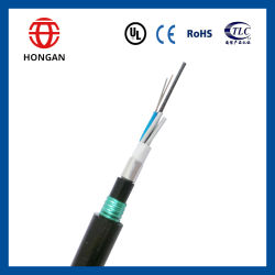 FTTH Buried Optical Cable Wire GYTA53 216 Fiber for Communication