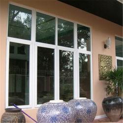 Le luxe de l'Australie standard de conception moderne personnalisé rupture thermique hors de la fenêtre d'aluminium de pivotement