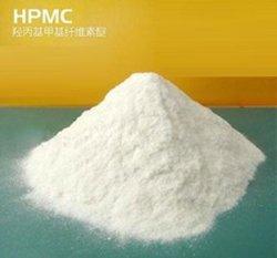 Material de construção HPMC Aditivos para argamassas de Mistura Seca HPMC de alta taxa de retenção de água