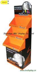 Cartone Floor Stand per Ink Box, Cardboard Display Stand con lo SGS (B&C-A001)