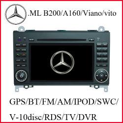 Auto DVD met GPS voor Benz Ml B200/A160/Viano/Vito met Videorecorder (k-8501)