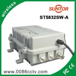 St5832SW 5.8GHz émetteur vidéo audio sans fil analogiques
