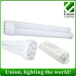 Shenzhen CE&RoHS 9W, 13W, 20 W, 26W à LED en option du feu du Tube 2g11