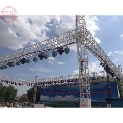 Schnelle Montage Aluminium-Legierung Bühne Beleuchtung Struktur Truss für DJ