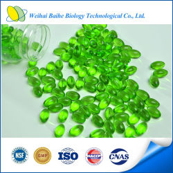 Soem-natürliche Aloevera-Auszug-Kapsel für Gewicht-Verlust