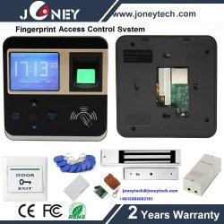 Boa qualidade de impressão digital biométrico barato, Controle de Acesso com leitor de cartões RFID