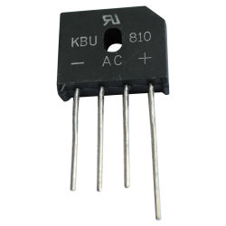 브리지 정류기 MBF 시리즈 전압 범위 - 200 ~ 1000 볼트 전류 - 0.5/0.8A MB2f