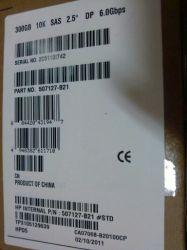 Festplatte des neuen ursprünglichen Bediener-507127-B21