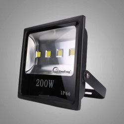 Tipo sottile indicatore luminoso di inondazione esterno della PANNOCCHIA LED del IP 65 150W