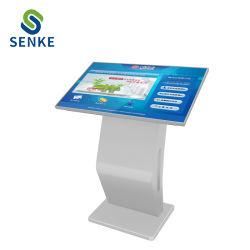 65 인치 대화식 접촉 스크린 인조 인간 또는 Windows 정제 간이 건축물 대 LCD 접촉 전시