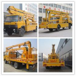 Dongfeng 4 * 2 Luftplattform Truck 4 * 2 Elektrisches Plattformfahrzeug