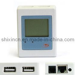 3G IP Servidor de vídeo com tamanho Mini visor LCD