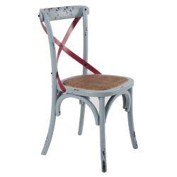 Crossback antiguos muebles de comedor Silla de Reino Unido