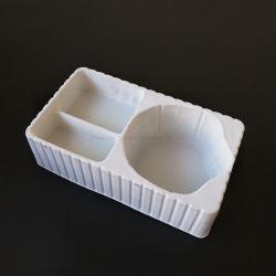 بلاستيك مخصص أبيض PS Focking Coscastic Blaster Tray
