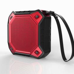Mini FM Radio F3U Wasserdicht 5,0 Bluetooth Audio Lautsprecher Unterstützung TF-Karte, Flash-Treiber, USB-Disk und Aux für Computer oder Mobiltelefon