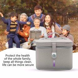 Esterilizador UV Bag Biberão Caixa de desinfecção Bag Celular Esterilizador UV Cleaner