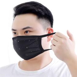 Пожарная часть оптовых Моющаяся ткань ткань Reuasble Earloop моды маску для лица