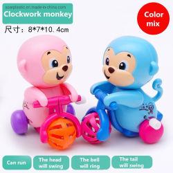 Plastikspritzen Produkt Ring Cartoon Tier Stunt Affe Wind Spielzeug-Formen