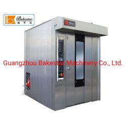 Bakkerij apparatuur 32 Trays Gas Diesel Elektrisch brood Roterende oven Industriële cake Hot Air Baking oven koekjes Convectie oven
