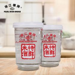 진주 강 브리지 요리하거나 마시기를 위한 최고 감미로운 Mi Jiu 155ml 중국 막걸리